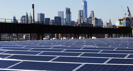 US solar companies ask for protection from foreign imports
