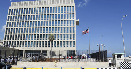US asks Cuba to reduce its embassy staff based in Washington
