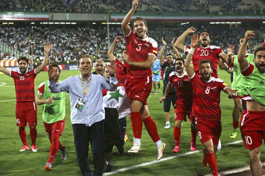 مباراة سوريا في كاس اسيا 2019