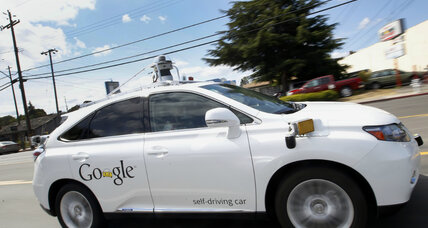 Self-driving cars face more obstacles than the ones on the road