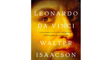 'Leonardo da Vinci' may be Walter Isaacson's most unusual subject ever