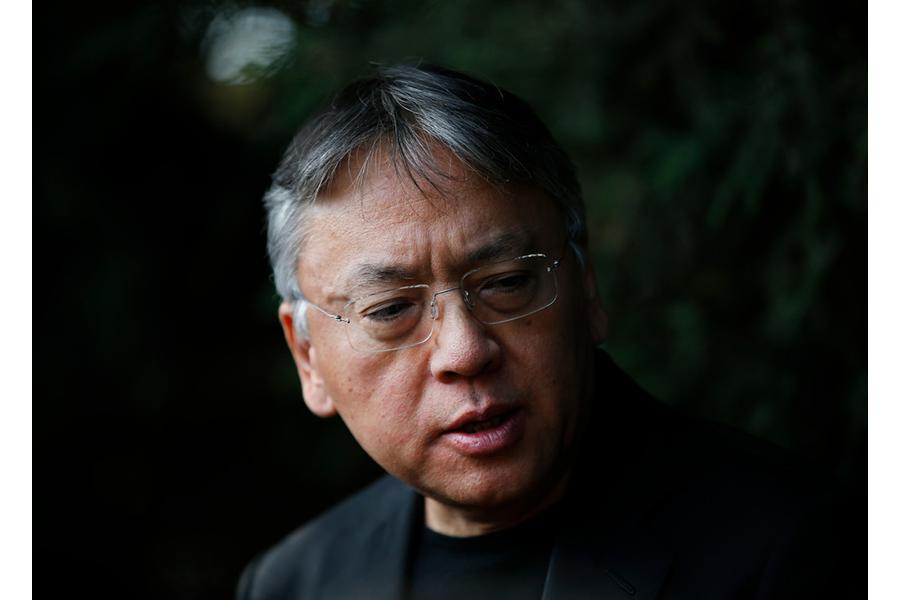 Kazuo Ishiguro wins Nobel Prize in Literature