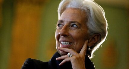 Despite progress in global economy, help is still needed for those left behind, IMF says