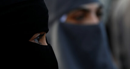 Denmark poised to join other European nations in burqa ban