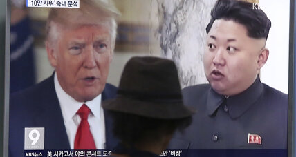 Calling for calm amid North Korea tensions, Trump's handling of North Korea will signal his approach to Iran, Facebook still not taking full respon...