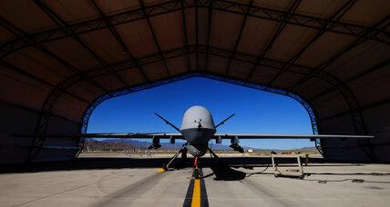 'Buy American' expands to include US drone manufacturers
