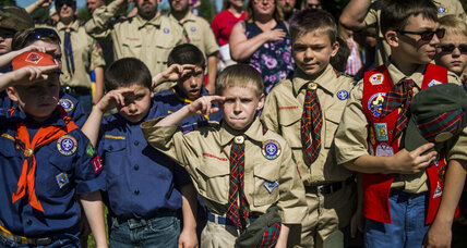 Boy Scouts will admit girls in 2018