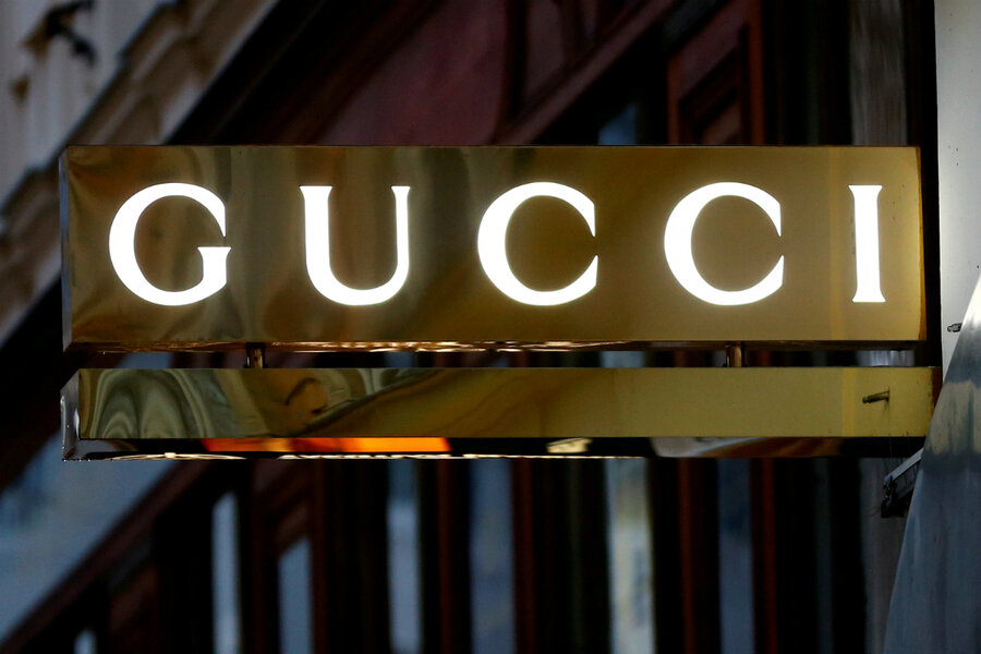 gucci announces it will no longer use fur in its designs csmonitor com