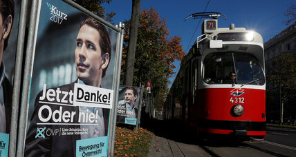 Austria's snap election shifts parliament to the right