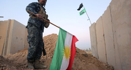 The battle of Kirkuk as a lesson on 'self determination'