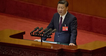 President Xi opens China's congress with wide-ranging speech