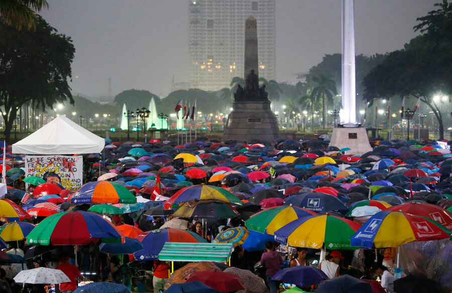 1049075_1_pinoy_standard - 'People power' for rule of law in the Philippines - History