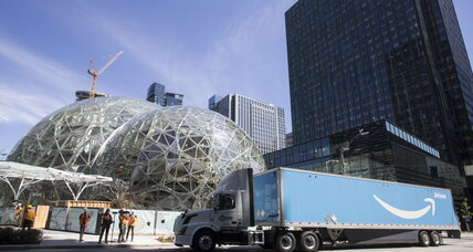 Amazon's big competition could deliver for many cities