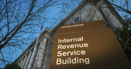 IRS apologizes for unfair treatment of conservative groups applying for tax-exempt status