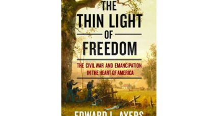 'The Thin Light of Freedom' is a Civil War history that explores the forging of modern America