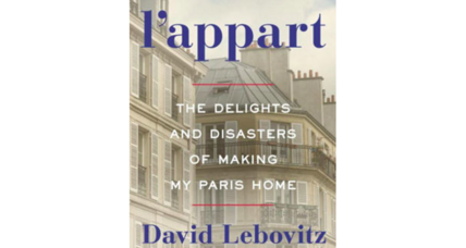 'L'Appart' is a painfully funny story of the joys and pitfalls of making Paris your home