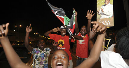 An unsettled Kenyan election settles on its final winner