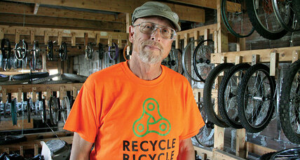 Meet Mr. Bicycle, who's helped fix thousands of bikes in Pennsylvania