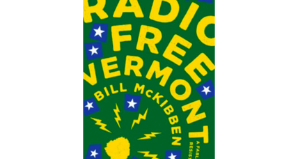 'Radio Free Vermont' touts the power of local government and grassroots efforts