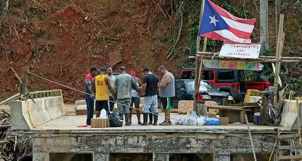 From Puerto Rico's ruins, an opportunity to build back better
