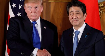 Sale of US arms to Japan reinforces Trump's North Korea policy