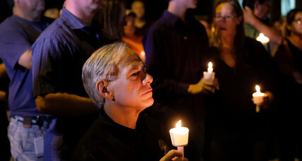 Why mass shootings at a church are different