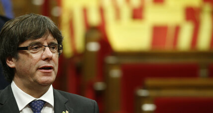 Former Catalan leader fights extradition, encourages European leaders to speak out