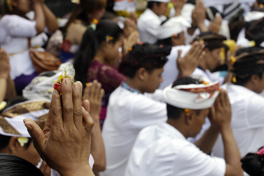 Hinduism Is One Of Indonesias Six Officially Recognized Religions But A Court Ruling Is Helping To