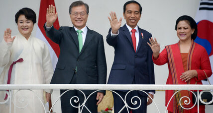 South Korea strengthens ties with Southeast Asia