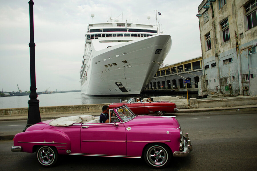 commerce and travel to cuba under new restrictions csmonitor com