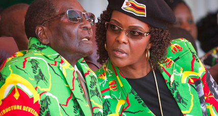 What really fell in Zimbabwe's coup