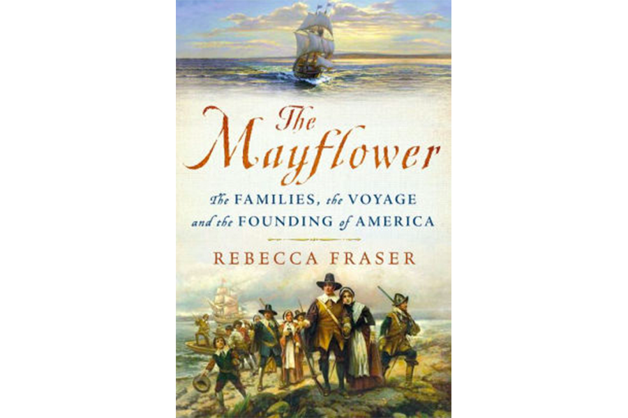 Pilgrims Mayflower Voyage