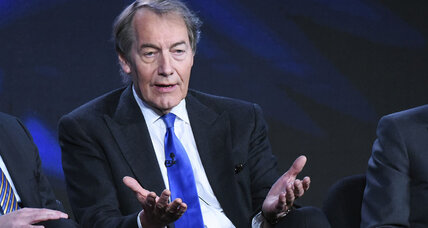 Charlie Rose suspended from CBS and nightly PBS show cancelled