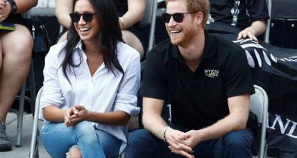 Prince Harry is engaged to American Meghan Markle