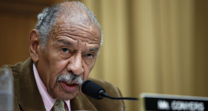 Sexual assault accusations force Conyers to leave Judiciary Committee