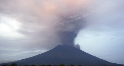 Indonesian authorities raise volcano alert and amp up evacuation efforts