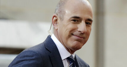 Matt Lauer fired from NBC after complaint of sexual misconduct