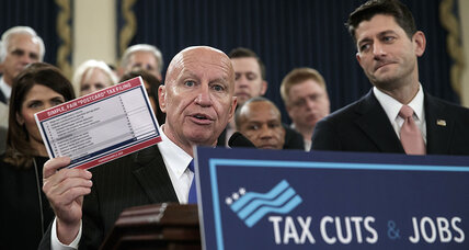 Republicans pitch broad tax cuts. Is that what economy needs?