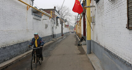 This year, as winter nears, residents of China's coal country turn to gas
