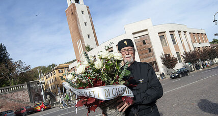 As ban on 'Il Duce' trinkets looms, Mussolini's hometown eyes educational future