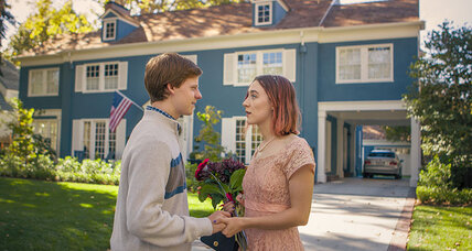 'Lady Bird' is frisky and oddball, which is sometimes annoying and more often ingratiating