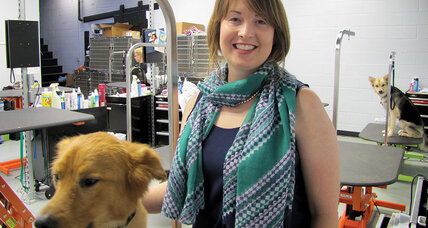 Pet grooming: how one woman thinks it can help people exit the poverty cycle