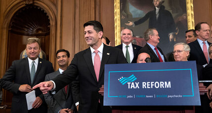 US needs corporate tax reform. Does the GOP deliver it?