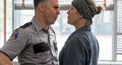 Frances McDormand is too spartan and sealed off in 'Three Billboards Outside Ebbing, Missouri'