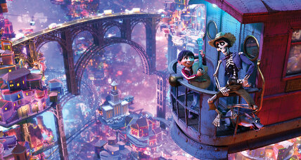 Pixar's Day-of-the-Dead film 'Coco' aims to shake up image of Mexico