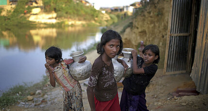 Rohingya women face greater magnitudes of suffering
