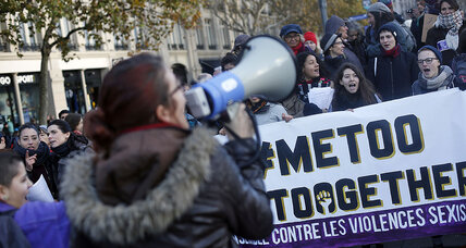 The Weinstein effect: Why France is taking sexual harassment seriously this time