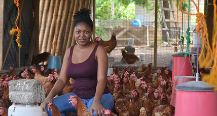 In Ghana, a feminist push for fairer farming