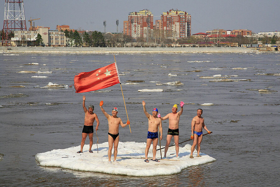 China's rust belt gets long-awaited bridge to Russia. But ...