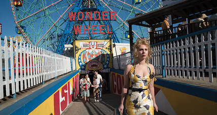 In 'Wonder Wheel,' Woody Allen's latest, the characters are too thinly drawn